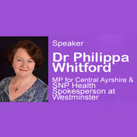Philippa Whitford Brexit event