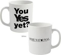 You Yes Yet? - Mugs from The National